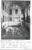 LEUKERBAD → Bains Werra / Badegäste Im Bad Anno 1904 - VS Wallis