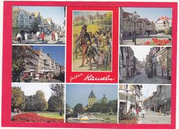 Modern Multi View Post Card Of Grub Aus Hameln A.d. Weser,Lower Saxony, Germany.,B39. - Hameln (Pyrmont)