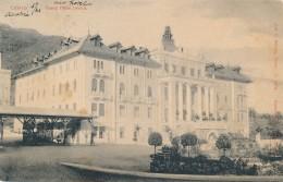 U.357.  LEVICO - Grand Hotel Levico - 1906 - Italien