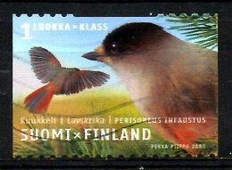 FINLANDE. N°1598 Oblitéré De 2003. Mésangeai Imitateur. - Songbirds & Tree Dwellers