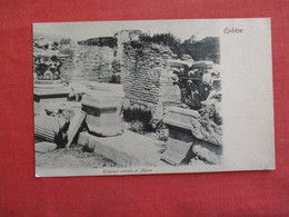 Turkey  Ephese Tribunal Romain Et Agora Ref 3039 - Turkey