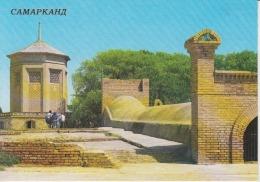 Samarkand Samarqand Uncirculated Postcard (ask For Verso / Demander Le Verso) - Uzbekistan