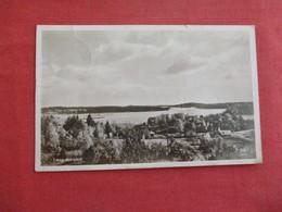 RPPC Trosa Skargard     Sweden Stamps & Cancel Ref 3039 - Sweden