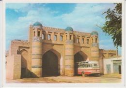 Khiva Xorazm Uncirculated Postcard (ask For Verso / Demander Le Verso) Bus Coach - Uzbekistan