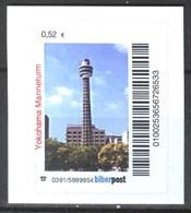 Biber Post Yokohama Marineturm (Lighthouse) (52)  G435 - BRD