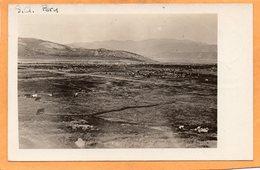 Peru Old Real Photo Postcard - Peru