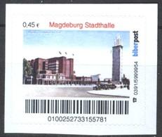 Biber Post Magdeburger Stadthalle (45)  G444 - BRD