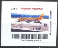 Biber Post Flughafen Klagenfurt (45)  G446 - BRD