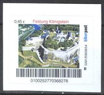 Biber Post Festung Königstein (45)  G447 - BRD