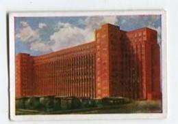 SB01930 Die Welt In Bildern Album 4 Moderne Bauten 161-3 Schaltwerk Der Siemens-Schuckertwerke In Berlin - Cigarette Cards