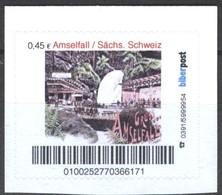 Biber Post Amselfall Sächsische Schweiz (45)  G448 - BRD