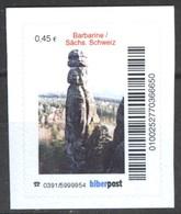 Biber Post Barbarine Sächsische Schweiz (45)  G449 - BRD