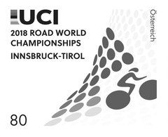 Austria 2018, Cycling, UCI, Road World Championships, Innsbruck, 1val Black And White - Radsport