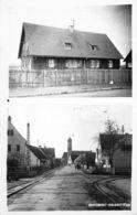 Augsburg Haunstetten Mehrbild Siedlung,Kirche - Augsburg