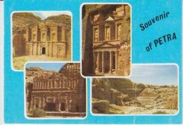 Jordan Petra Circulated Postcard (ask For Verso / Demander Le Verso) - Jordan