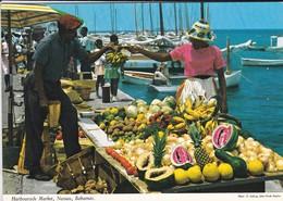 ANTILLES--BAHAMAS--NASSAU--harbourside Market--voir 2 Scans - Bahamas