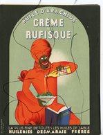 Livret De Publicité . Huile D'arachide  Crème De RUFISQUE Huile DESMARAIS FRÈRES  Avec Recettes De Cuisine - Publicités