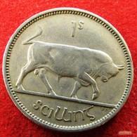 Ireland 1 Shilling 1955 KM# 14a  Irlanda Irlande - Irlande
