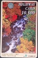 Prepaidcard  Japan -  Flusslandschaft - Landschaften