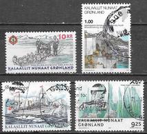 Groenland - Lot 18 - Oblitérés - Groenland
