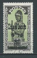COTE-D'IVOIRE 1933 . N° 103 . Oblitéré . - Oblitérés