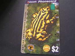 AUSTRALIA Phonecards Saving Endangered Species .. - Austria