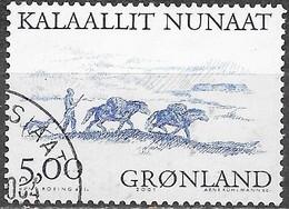 Groenland - Y&T N° 342 - Oblitéré - Groenland