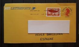 FRANCIA 2017. Carta Circulada. - France