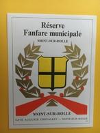 8742 - Réserve Fanfare Municipale Mont-sur-Rolle Suisse - Musique