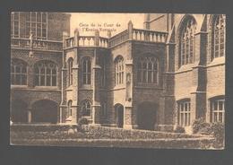 Onze-Lieve-Vrouw-Waver / Wavre-Notre-Dame - Insitut Des Ursulines - Coin De La Cour De L'Ecole Normale - Sint-Katelijne-Waver