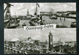 CPSM:  HAMBURG -HAFEN - - Allemagne