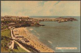 General View, St Ives, Cornwall, C.1960 - Harvey Barton Postcard - St.Ives