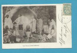 CPA Inde India Britannique Anglaise Circulé Type Ethnic Les Todas - Inde