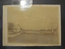 75 - Paris - Pont Alexandre III - Photo Originale -  1903 - B.E - - Places