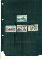 CAMEROUN FORCES ARMEES 4 VAL NEUFS A PARTIR DE 0.60 EUROS - Cameroon (1960-...)
