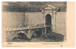 CPA Dos Non Divisé : NAMUR Ancienne Porte De La Plante - Namur