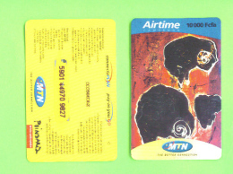 CAMEROON - Remote Phonecard As Scan - Cameroon