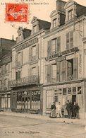 LE MANS - L'hotel De Caen ( Salle Des Dépeches ) - Le Mans
