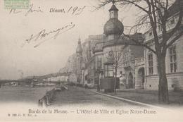 Dinant Bords De La Meuse  1905 - Dinant
