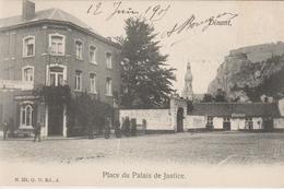 Dinant Place Du Palais De Justice  1905 - Dinant