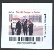Biber Post Ronald Reagan In Berlin (45)  G450 - BRD