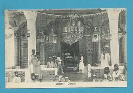 CPA Inde India Britannique Anglaise Non Circulé AJMER DARGAH - Inde