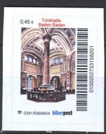 Biber Post Trinkhalle Baden-Baden (45)  G451 - BRD