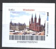 Biber Post Wiesbaden (45)  G452 - BRD