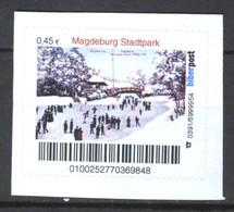 Biber Post Magdeburg Stadtpark (45)  G453 - BRD