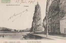 Dinant Vue Du Rocher Bayard  1905 - Dinant