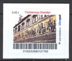Biber Post Fürstenzug Dresden (45)  G454 - BRD