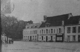 Levroux : Place Du Champ De Foire - Altri Comuni