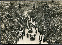 CPSM - LIBERATION DE PARIS - Carte Timbrée Et Oblitérée 4 Juin 1994 - Weltkrieg 1939-45