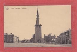 BELGIQUE - NAMUR - CINEY - L'Eglise Et Le Monument - Ciney
